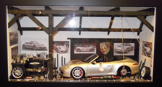 Porsche 911(991) Carrera S Convertible