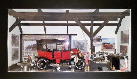 Car Display Box – Ford Model T