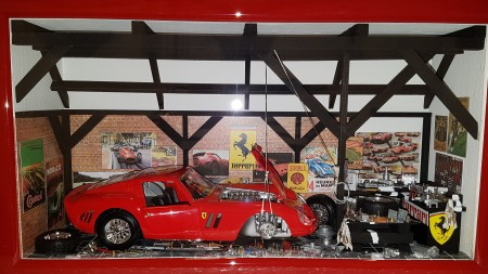 Car Display Box – Ferrari 250 GTO