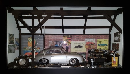 Car Display Box – Porsche 356