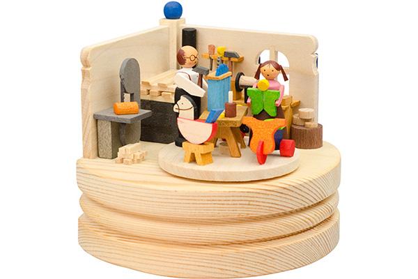 Music Box – Toy Maker Workshop