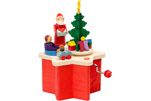 Music Box – Santa Claus