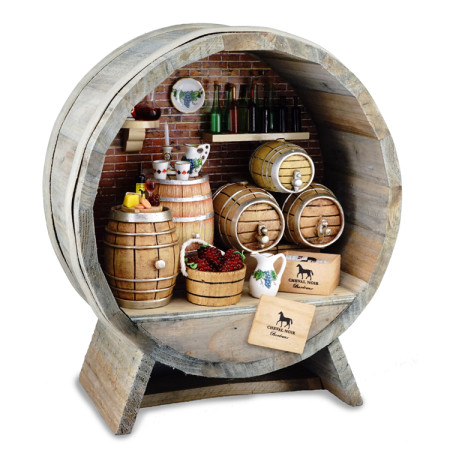 Barrel Wine Cellar