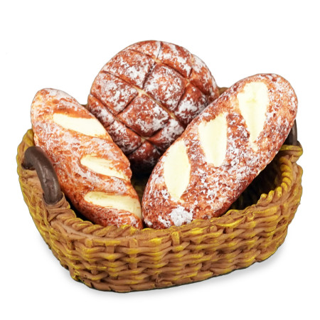 Filled Bread Basket