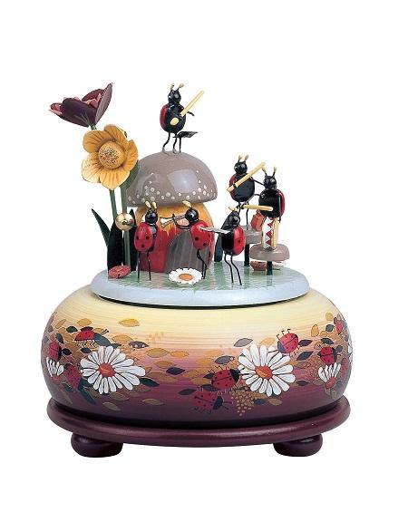 Music Box – Ladybird Musicians