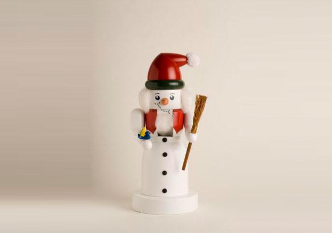 Nutcracker – Snowman