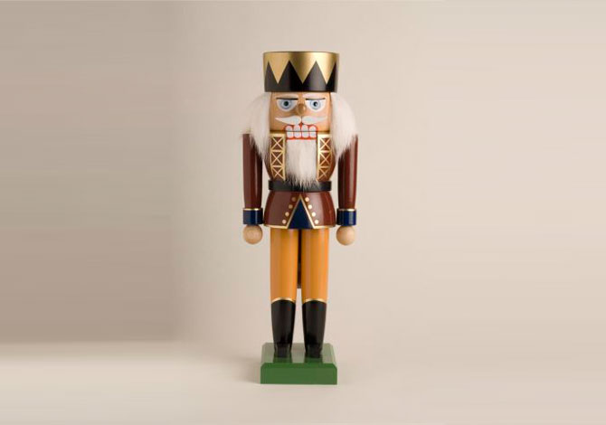Nutcracker – King