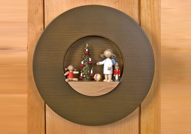 Picture Frame – Christmas Scene