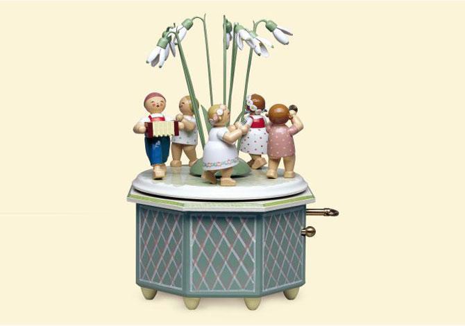Music Box: Wandering Children