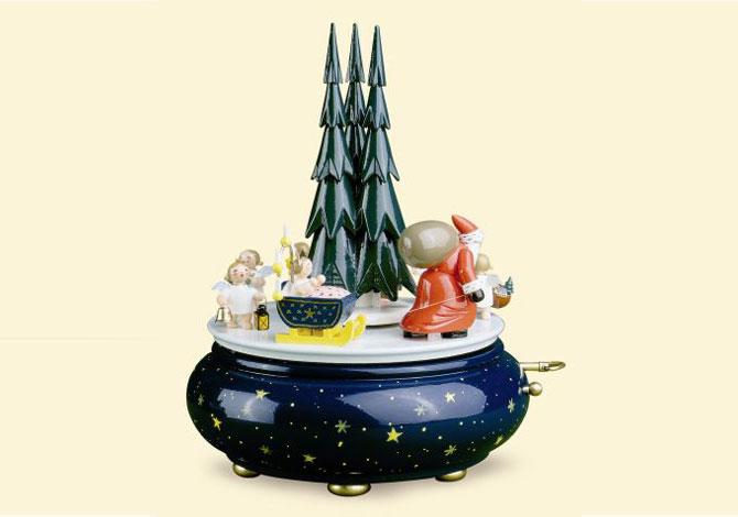 Music Box: Christmas Procession