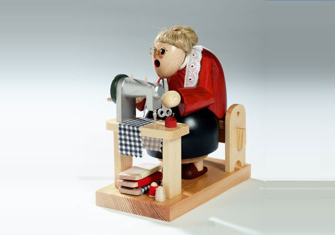 Dressmaker- Sitting