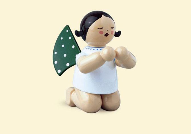 Angel, Praying, Kneeling