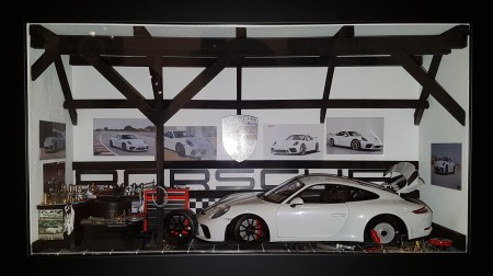 Car Display Box – Porsche 911 (991.2) GT3