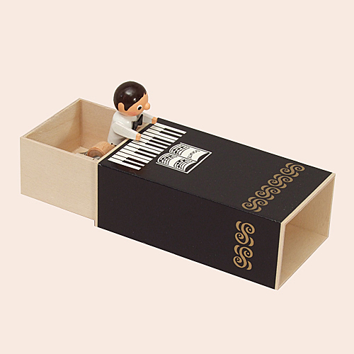 Music Box – Pianobox Boy