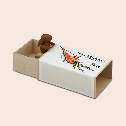 Music Box – Carrot Box