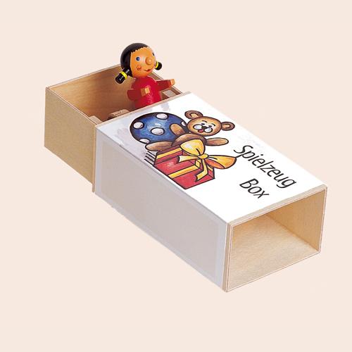 Music Box – Geschenke Box Girl