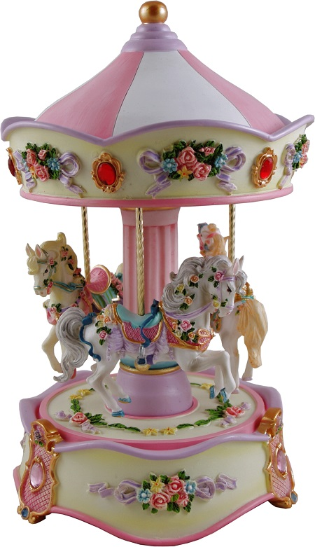 "Music Box – Carousel ""Celeste"""