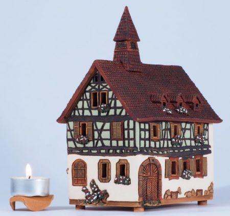 A. Schweitzer's House