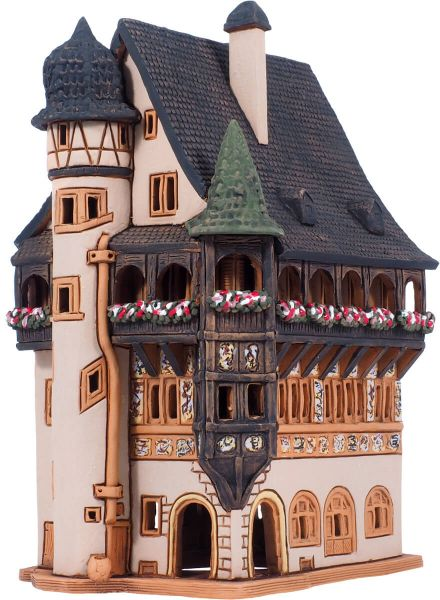 Pfister House In Colmar, France