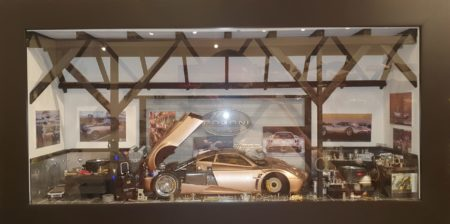 Car Display Box – Pagani Huarya