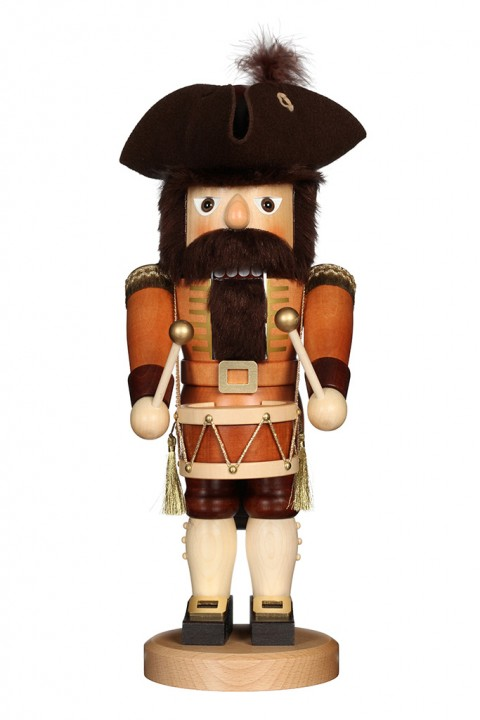 Nutcracker – Drummer (Retired)