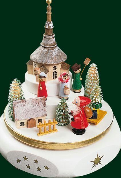 Music Box – Christmas Eve